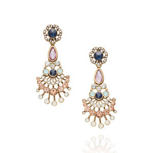 Parisian Belle Convertible Drop Earrings